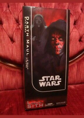 Sideshow DARTH MAUL1:6 Scale STAR WARS Action Figure UNDISPLAYED  gentle giant