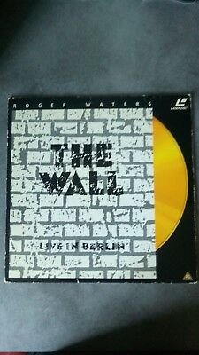 Laserdisc - The Wall - PAL