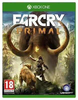 Far Cry Primal (Xbox One) MINT - Same Day Dispatch* via Super Fast Delivery
