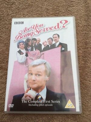 are you being served series 1