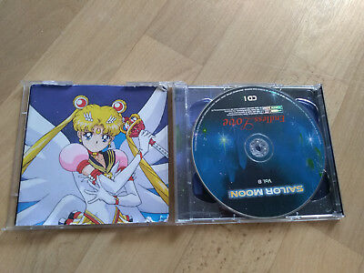Sailor Moon Vol. 8 CD 2 CDs