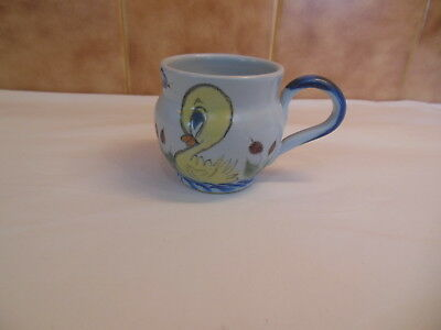 Buchan Duck Decorated Cup