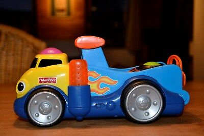 Camion musical Fisher Price