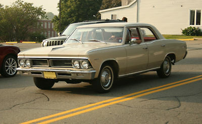 1966 Chevrolet Chevelle  erious Offers Considered. Rare... Canada's Chevelle 1966 Pontiac Beaumont