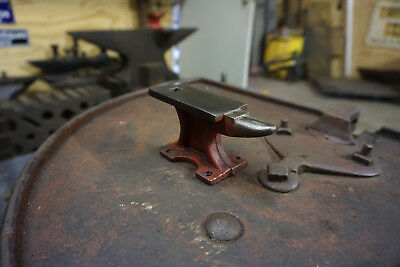 Antique Collectable Mini Blacksmith Anvil