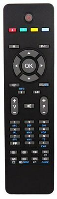Universal Remote Control for MURPHY, SANYO, TECHWOOD, XENIUS RC1205