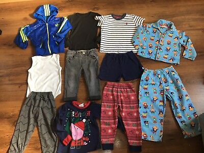 Baby Boys Clothing Bundle Age 18-24 Months