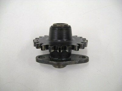 Lycoming TIO-540 Fuel Pump Idler Gear and Shaft - Lot # A208