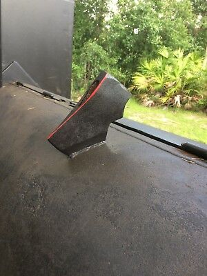 """BBQ Smoker Trailer, Custom built!! All steel 1/4"""" Thick!! Only Used 4 Times!"""