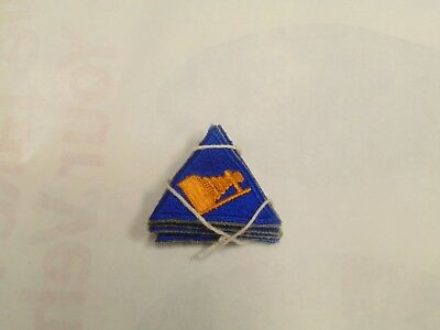 WW2 WWII Patch lot 2 AAF air corps specialist camera 10 patches