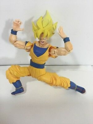 SH Figuarts Dragon Ball Z Goku Action Figure