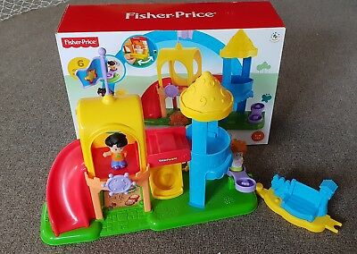 FISHER PRICE Little People Playground