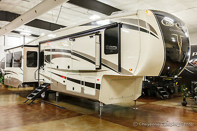 2018 Cedar Creek Champagne Edition 38ERK Rear Kitchen Luxury 5th Fifth Wheel
