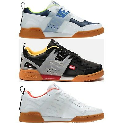 b46fb2645ff Reebok Workout Plus ALTERED Alter The Icon Sneakers Men s Lifestyle Comfy  Shoes