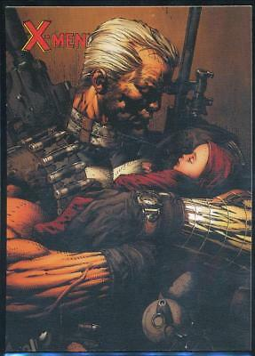 2009 X-Men Archives Trading Card #7 Cable