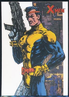 2009 X-Men Archives Trading Card #21 Forge