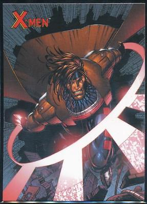 2009 X-Men Archives Trading Card #22 Gambit