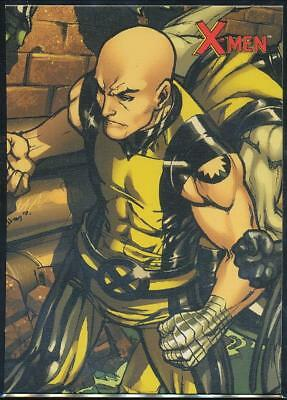 2009 X-Men Archives Trading Card #28 Ink