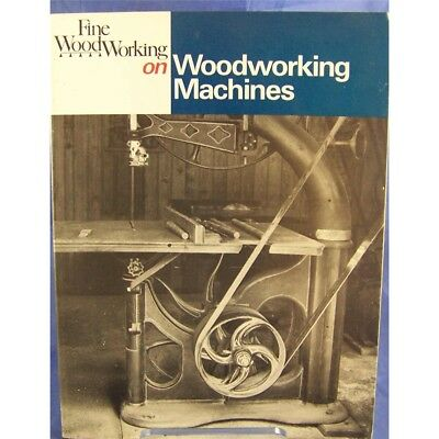Woodworking Machines - Technical book