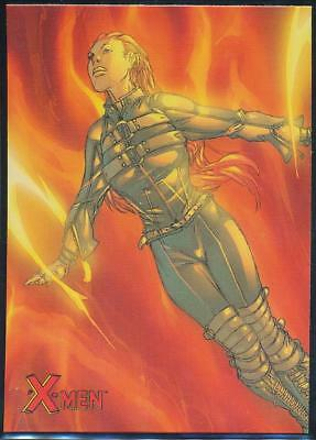 2009 X-Men Archives Trading Card #37 Magma