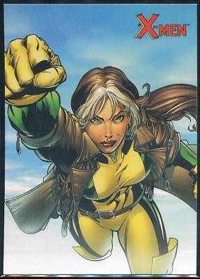 2009 X-Men Archives Trading Card #54 Rogue