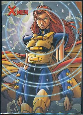 2009 X-Men Archives Trading Card #59 Siryn