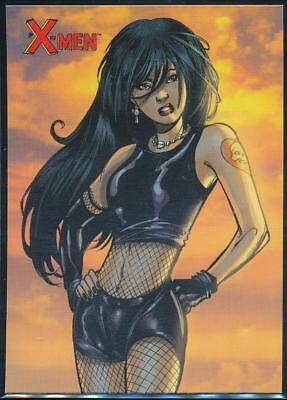 2009 X-Men Archives Trading Card #68 Wicked