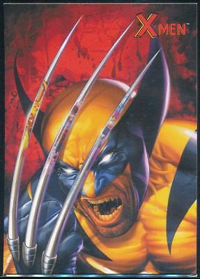 2009 X-Men Archives Trading Card #71 Wolverine
