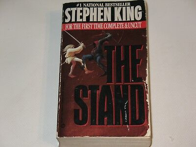 The Stand Expanded Edition First Time  Complete and Uncut Stephen King