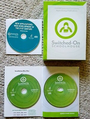 Switched On Schoolhouse New Applications: Web Development In The 21St Century
