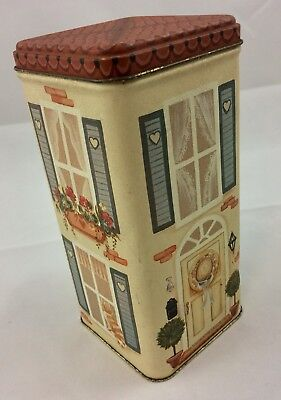Vintage Century Resources House Tin Columbus Ohio Collectible