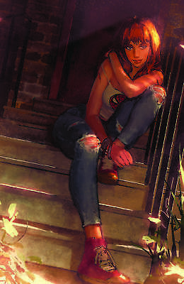 Amazing Spider-Man #1 v5 (LGY #802) ComicBookRealm Gerald Parel Virgin Cover