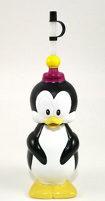 "Chilly Willy1996 Walter Lantz Universal Studios Parks 13"" Water Drink Bottle"