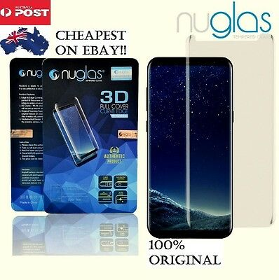 Galaxy S8 Plus/ S8 3D Tempered Glass Full Cover Screen Protector For Samsung