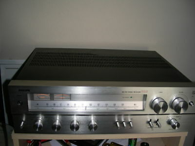 Philips AM FM Stereo Receiver 22AH683