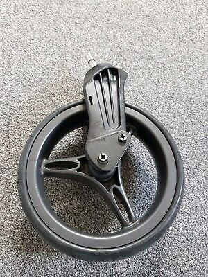 Baby Jogger City Versa/Mini 4 front wheel in great cond replacement part. 002