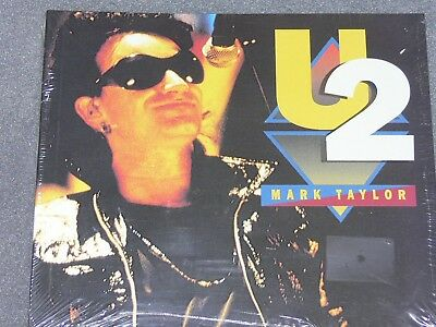 U2 CD Books written by Mark Taylor for MBS