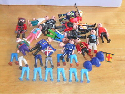 Playmobil - Medium Bundle Of Bits And Bobs And Spare Legs