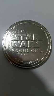 Star Wars Rogue One Coin (K-2So)