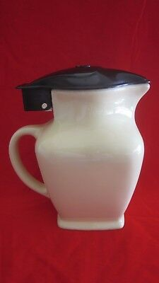 Vintage Ceramic Jug By Fowler Ware No EEJ N550 No cord or element