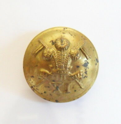 Indian Army. 11th King Edward's Own Lancers Other Ranks Tunic Button