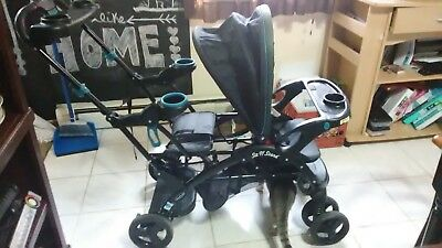 babytrend sit and stand eclipse