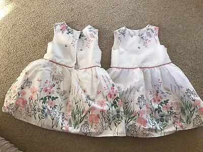 X2 Baby Girl Dresses 12-18 Months