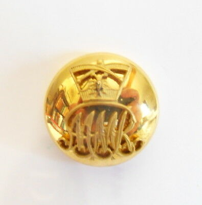 Indian Army. Mysore Mounted Rifles Officer's Tunic Button