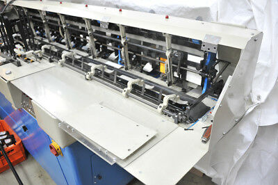 Bell & Howell  Kuvertiermaschine couvertec inserter 6 Stationen