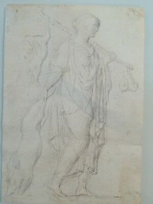 old master drawing attributed to Andrea Appiani