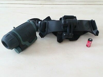 Yukon Sightmark Ghost Hunter 1x24 Night Vision Goggles carrying case included
