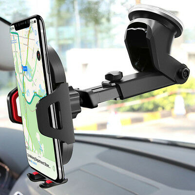 360° Universal Car Holder Windshield Dash Suction Cup Mount Stand For Phone GPS