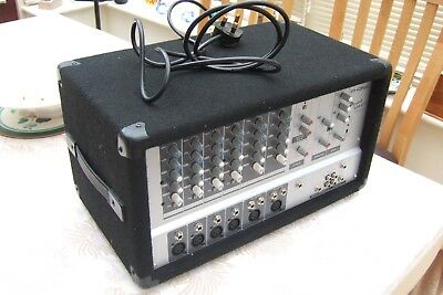Phonic Powerpod 615.Mixer amp.