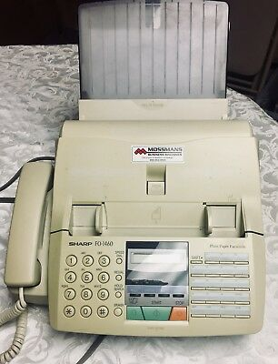 Fax Machine Sharp FO-1460